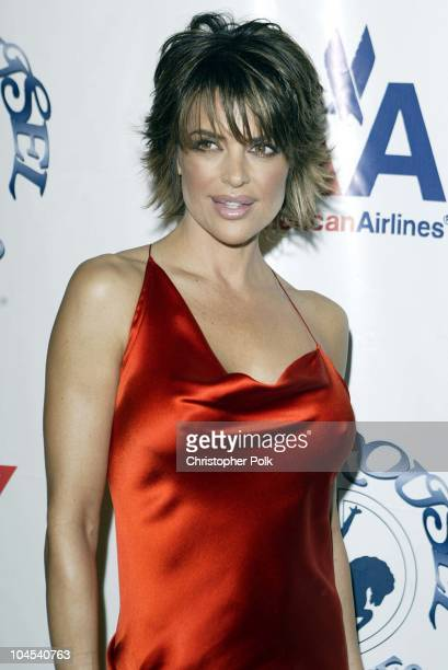 Lisa Rinna during Carousel of Hope Benefitingthe Barbara Davis Center For Childhood Diabetes at Beverly Hilton Hotel in Los Angeles CA United States