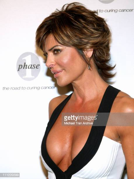 Lisa Rinna during Phase One Celebrates Their 7th Annual Fundraiser for Cancer Research Arrivals at Regent Beverly Wilshire in Beverly Hills...