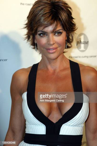 Lisa Rinna during Phase One Gala Fundraiser at Regent Beverly Wilshire Hotel in Beverly Hills CA United States