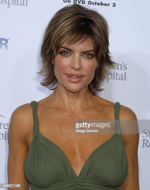 Lisa Rinna during 'Runway For Life' Benefiting St Jude Children's Research Hospital Sponsored by Disney's 'The Little Mermaid' DVD and The Conair...