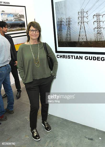 Lisa Schulte attends 'Hindsight Is 30/40 A Group Photographer Exhibition' at The Salon at Automatic Sweat on November 12 2016 in Los Angeles...