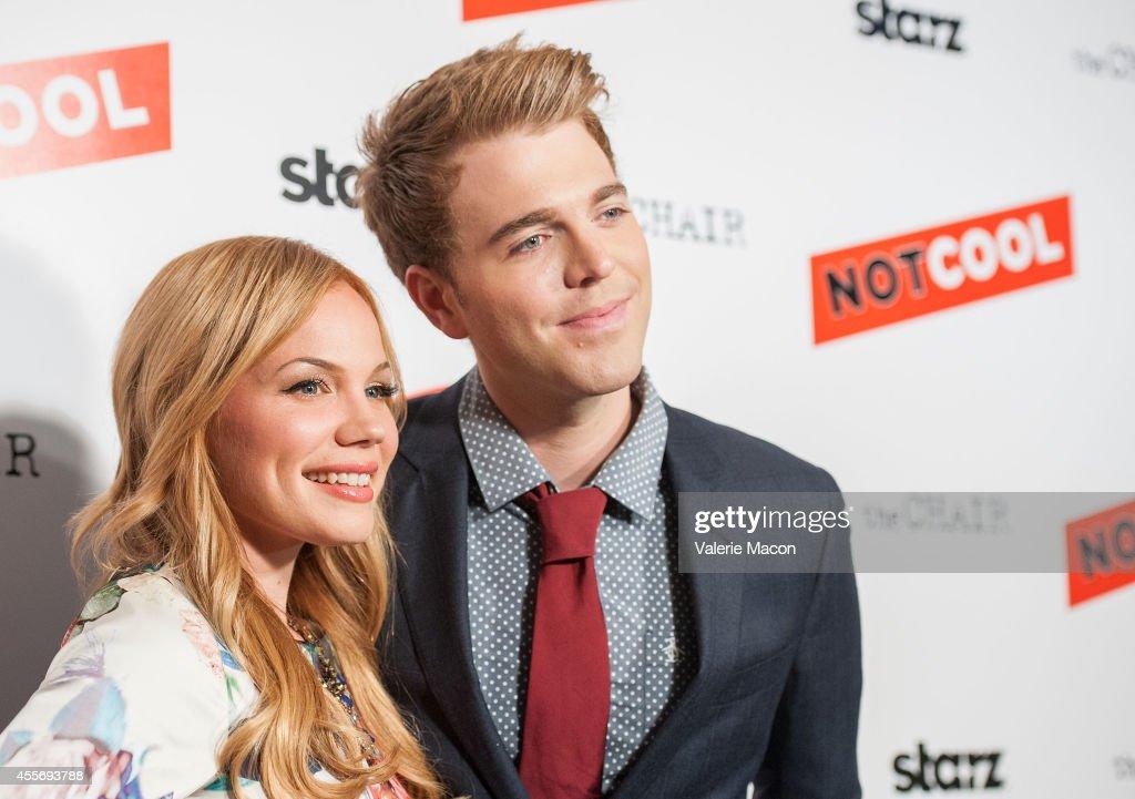 "Premiere Of Starz Digital Media's ""Not Cool"" - Red Carpet : News Photo"