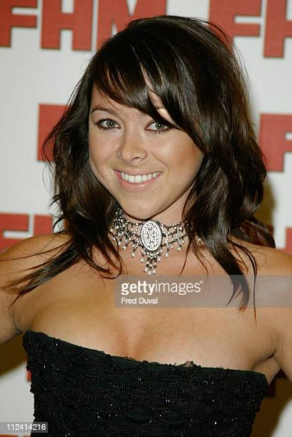 Lisa Scott Lee during FHM Top 100 Sexiest Women 2004 at Guild Hall in London Great Britain