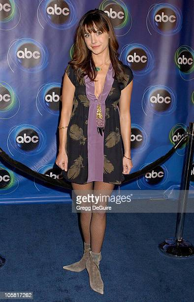 Lisa Sheridan during 2006 ABC Network AllStar Party Arrivals and Inside at The Wind Tunnel in Pasadena California United States