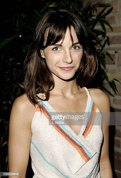 Lisa Sheridan during E Entertainment Television's 2005 Summer Splash Event Inside at Tropicana at The Hollywood Roosevelt Hotel in Hollywood...