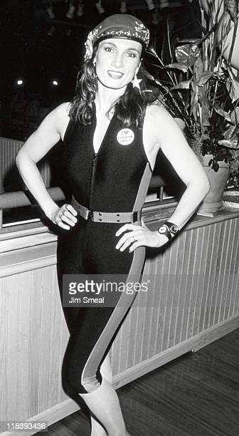 Lisa Sliwa during Opening Night Party for the Ocean Reef Grille at Ocean Reef Grille in New York City New York United States