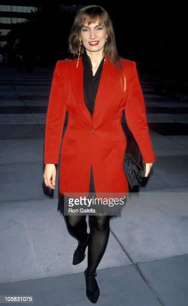 Lisa Sliwa during Unifem Celebration of International Leadership at United Nations in New York City New York United States
