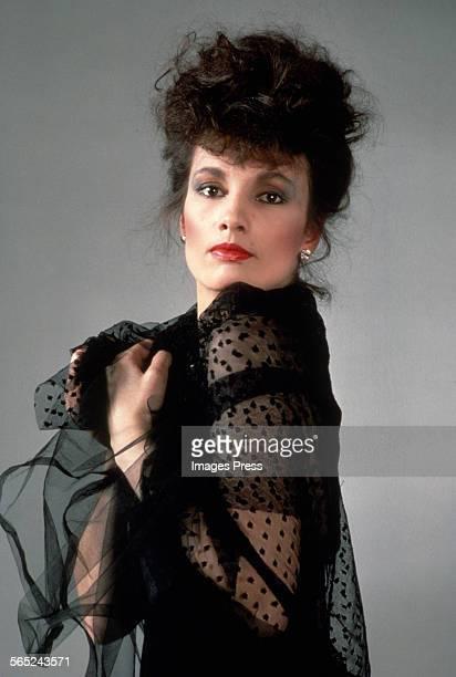Lisa Sliwa VicePresident of Guardian Angels in fashion model mode circa 1984 in New York City