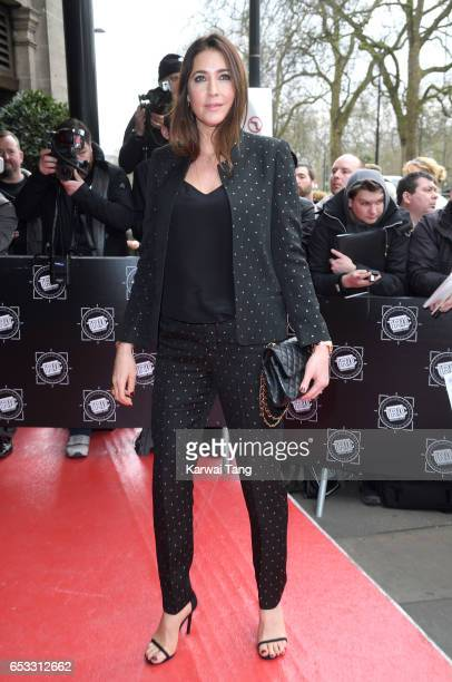 Lisa Snowden attends the TRIC Awards 2017 at the Grosvenor House on March 14 2017 in London United Kingdom