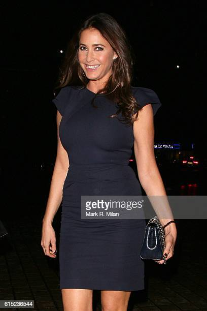 Lisa Snowdon attending the Red Women Of The Year Awards 2016 on October 17 2016 in London England