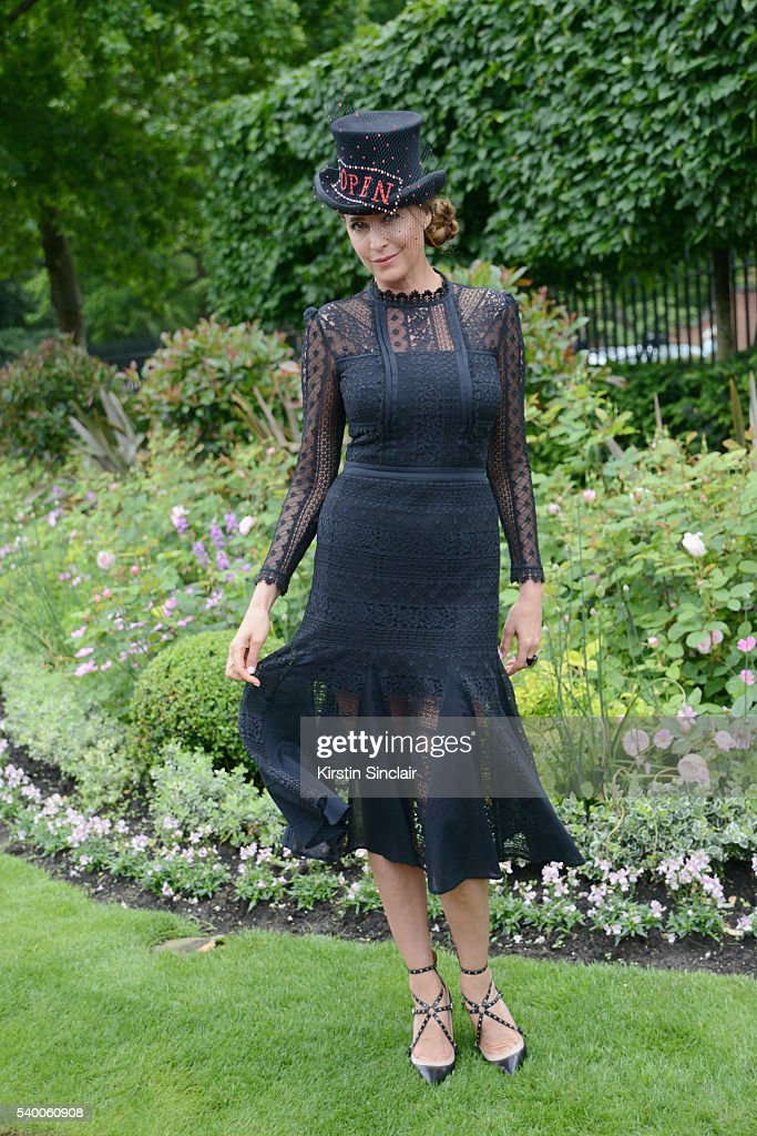 Royal Ascot 2016 - Fashion Day 1