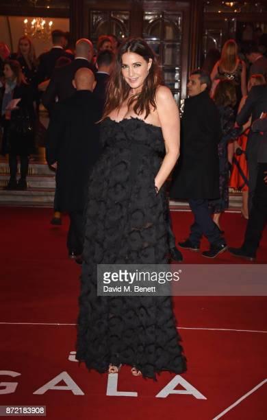 Lisa Snowdon attends the ITV Gala held at the London Palladium on November 9 2017 in London England