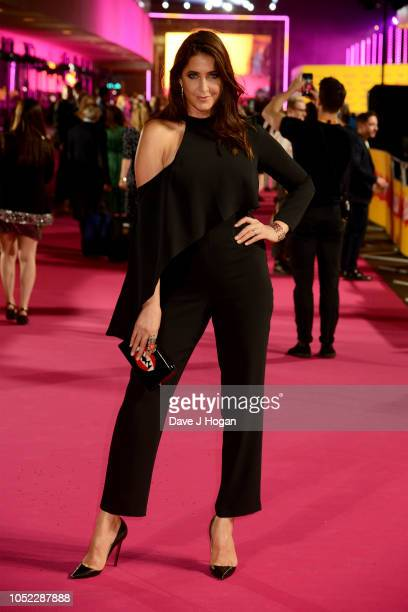Lisa Snowdon attends the ITV Palooza held at The Royal Festival Hall on October 16 2018 in London England