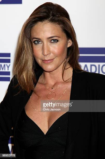 Lisa Snowdon attends the Sony Radio Academy Awards at The Grosvenor House Hotel on May 10 2010 in London England