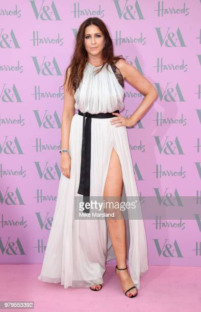 Lisa Snowdon attends the VA Summer Party at The VA on June 20 2018 in London England