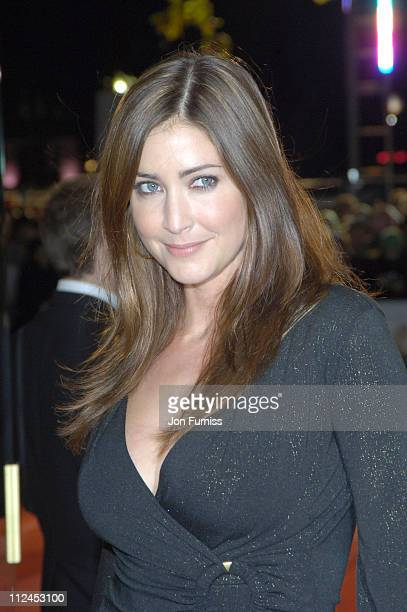 Lisa Snowdon during In Her Shoes London Premiere Inside Arrivals at Empire Leicester Square in London Great Britain