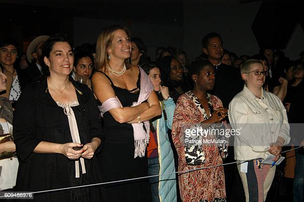 Lisa Spellman Anne Pasternak Thelma Golden and attend MoMA AND CREATIVE TIME Open DOUG AITKEN SLEEPWALKERS at The Museum of Modern Art on January 16...