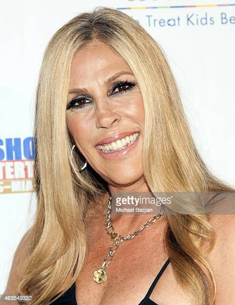 Lisa Stanley attends 1st Hollywood Beauty Awards Presented By LATF And Benefiting Children's Hospital Los Angeles at The Fonda Theatre on February 15...