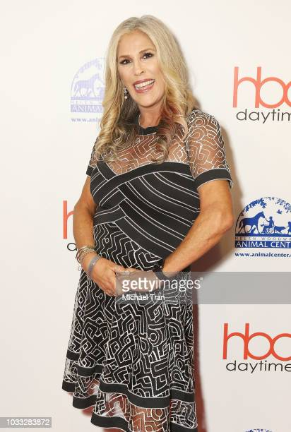 Lisa Stanley attends the 2018 Daytime Hollywood Beauty Awards held on September 14 2018 in Hollywood California
