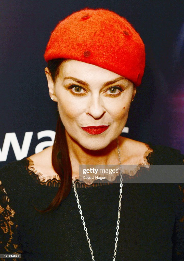 Lisa Stansfield attends the Nordoff Robbins 02 Silver Clef awards at London Hilton on July 4, 2014 in London, England.