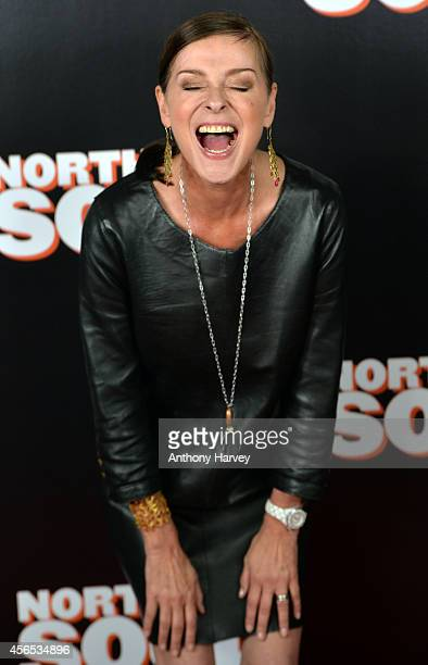 Lisa Stansfield attends the UK Gala screening of 'Northern Soul' at Curzon Soho on October 2 2014 in London England