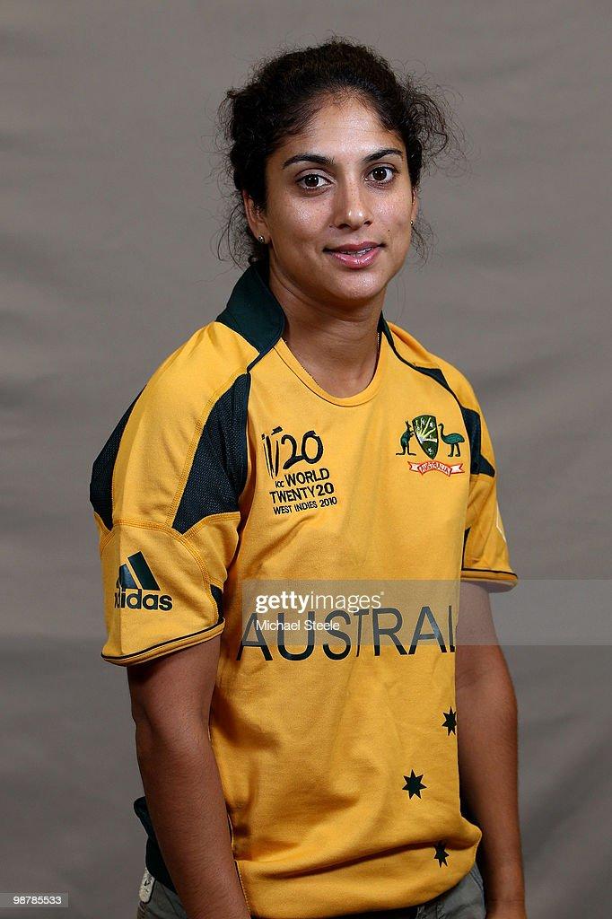 Women's Portrait Sessions - ICC T20 World Cup