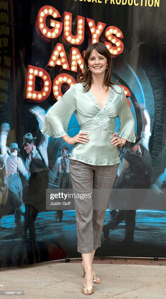 Guys And Dolls Theatre Photocall : News Photo
