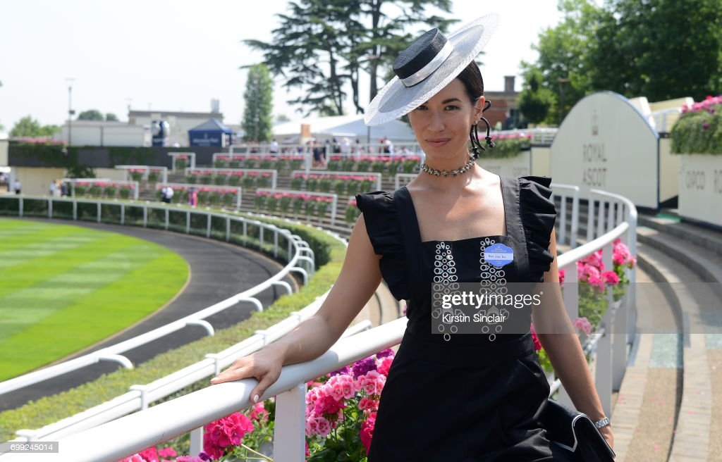Royal Ascot 2017 - Fashion, Day 2 : News Photo