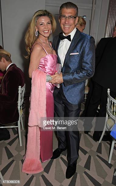 Lisa Tchenguiz and Steve Varsano attend the Spring Gala In Aid of the Red Cross War Memorial Children's Hospital hosted by QBF and Kerzner Calliva at...