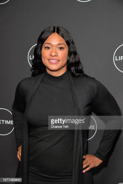 Lisa Van Allen attends Lifetime / NeueHouse Luminaries series 'Surviving R Kelly' documentary screening and conversation at Neuehouse NY on December...