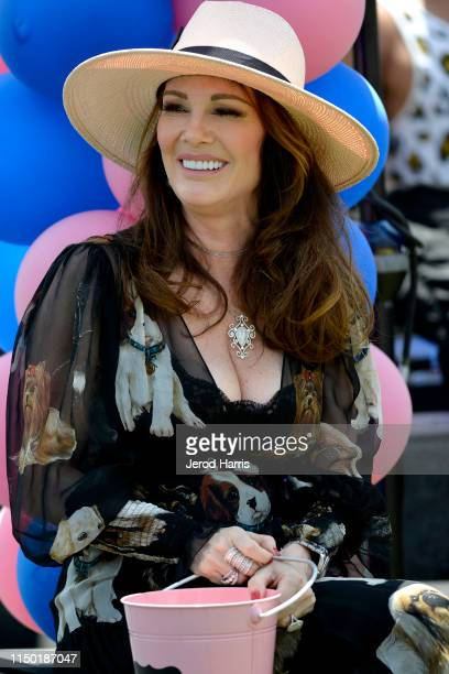 Lisa Vanderpump attends 4th Annual World Dog Day at West Hollywood Park on May 18, 2019 in West Hollywood, California.