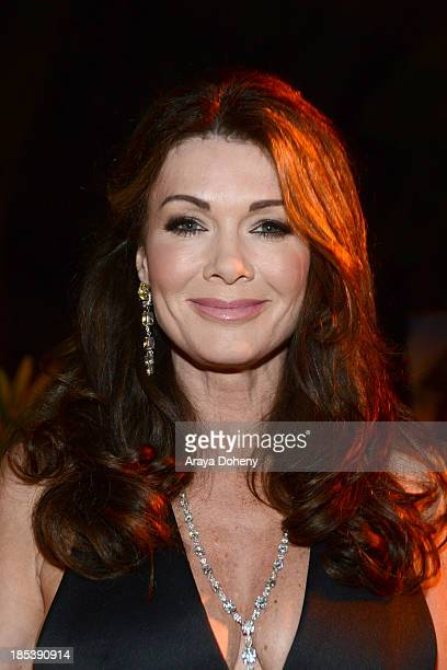 Lisa Vanderpump attends An Evening Under The Stars Benefiting The LA Gay Lesbian Center on October 19 2013 in Los Angeles California