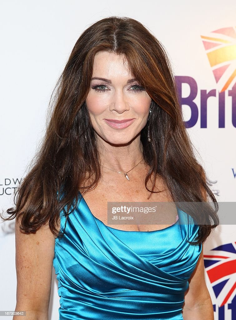 Lisa Vanderpump attends the 7th Annual BritWeek Festival 'A Salute To Old Hollywood' launch party held at The British Residence on April 23, 2013 in Los Angeles, California.