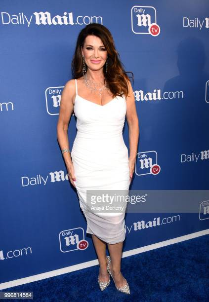 Lisa Vanderpump attends the DailyMailcom DailyMailTV Summer Party at Tom Tom on July 11 2018 in West Hollywood California