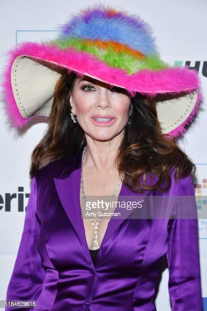Lisa Vanderpump attends the opening ceremony at LA Pride 2019 on June 07 2019 in West Hollywood California