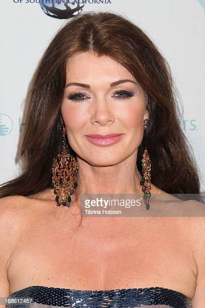 LIsa Vanderpump attends the 'Shall We Dance' annual gala for the coalition for at-risk youth at The Beverly Hilton Hotel on May 11, 2013 in Beverly...
