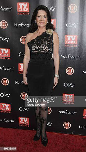 """Lisa Vanderpump of """"The Real Housewives of Beverly Hills"""" arrives at TV Guide Magazine's 2010 Hot List Party at Drai's at the W Hollywood Hotel on..."""