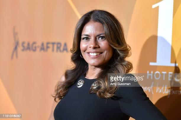 Lisa Vidal attends People En Espanol's Los 50 Más Bellos Celebration at 1 Hotel West Hollywood on May 23 2019 in West Hollywood California