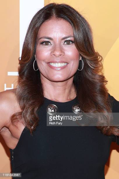 Lisa Vidal attends People En Español's Most Beautiful Celebration at 1 Hotel West Hollywood on May 23 2019 in West Hollywood California