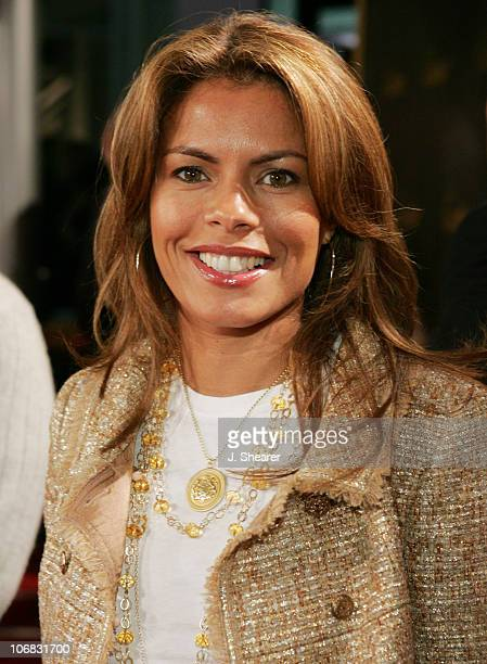 Lisa Vidal during Cartier Celebrates 25 Years in Beverly Hills in Honor of Project ALS Red Carpet at Cartier Boutique in Beverly Hills California...