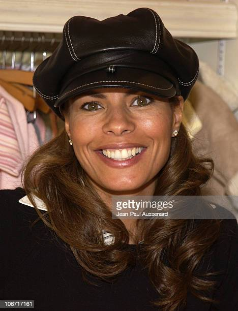 Lisa Vidal during Lisa Vidal Opens OODLES a Children's Clothing Store at Oodles in Studio City California United States