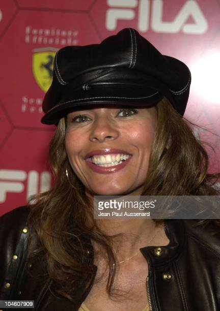 Lisa Vidal during Maxim Magazine Party at Pacific Design Center in West Hollywood California United States