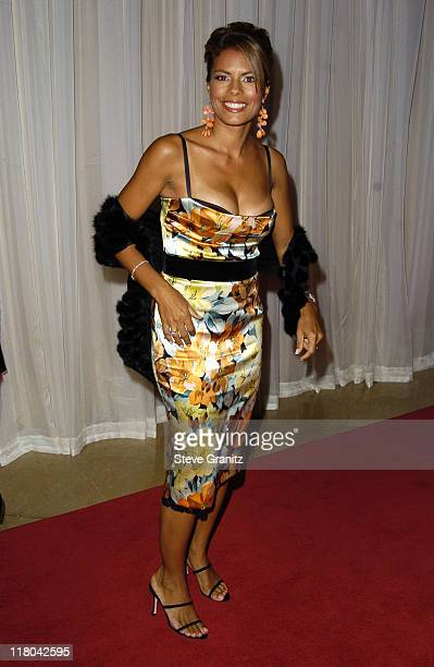 Lisa Vidal during Noche de Ninos Childrens Hospital Los Angeles Gala Arrivals at Beverly Hilton Hotel in Beverly Hills California United States