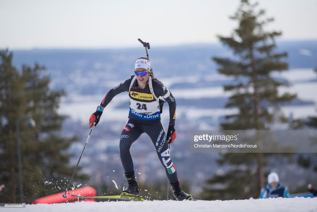 BMW IBU World Cup Biathlon Oslo Holmenkollen - 7.5 km Women's Sprint