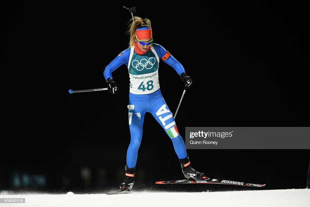 Biathlon - Winter Olympics Day 1
