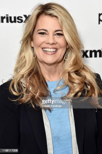 Lisa Whelchel visits SiriusXM Studios on January 07, 2020 in New York City.