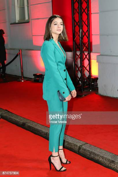 LisaMarie Koroll arrives at the New Faces Award Style 2017 on November 15 2017 in Berlin Germany