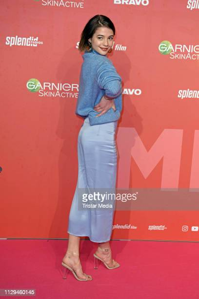 LisaMarie Koroll attends the 'Misfit' world premiere on March 9 2019 in Cologne Germany