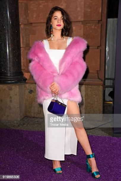 LisaMarie Koroll attends the PLACE TO B Party on February 17 2018 in Berlin Germany