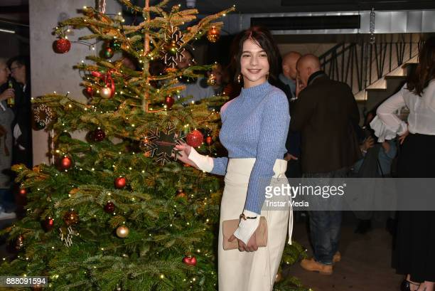 Lisa-Marie Koroll during the Medienboard Pre-Christmas Party at Schwuz at Saeaelchen on December 7, 2017 in Berlin, Germany.